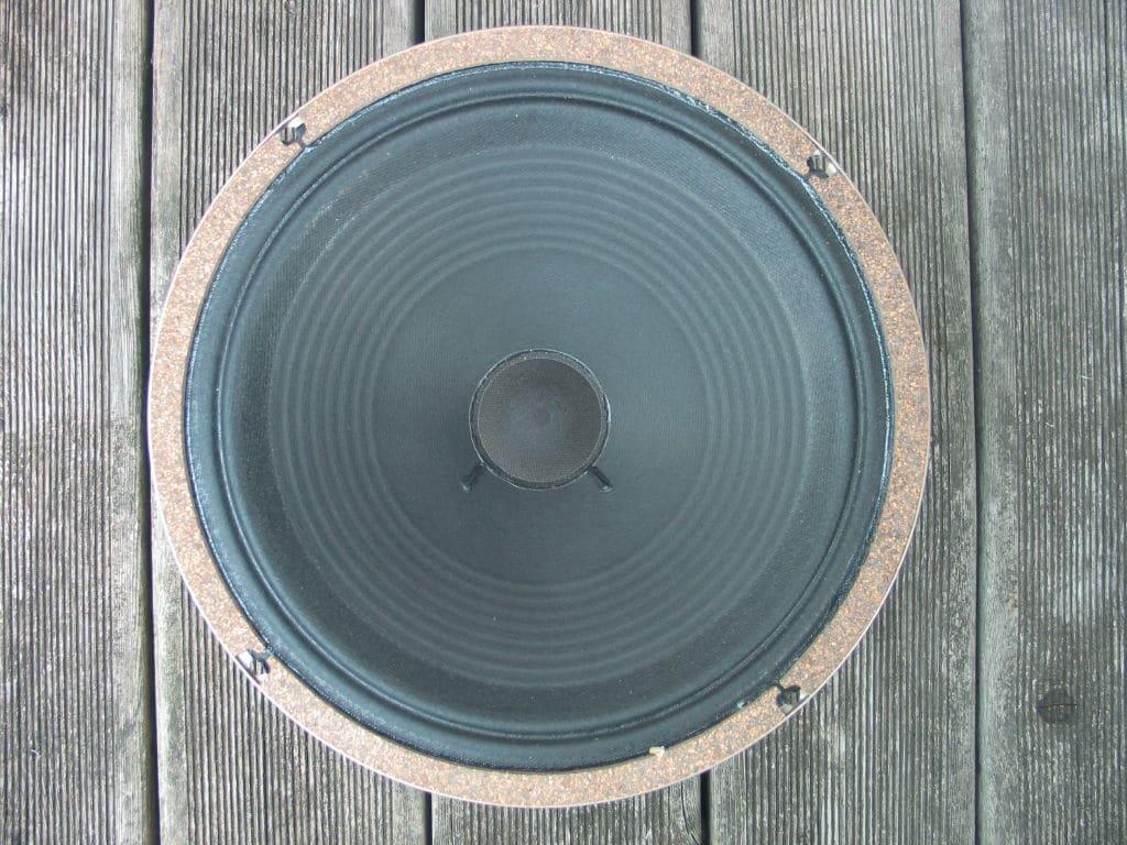 Original 60s Celestion Pulsonic-Cone