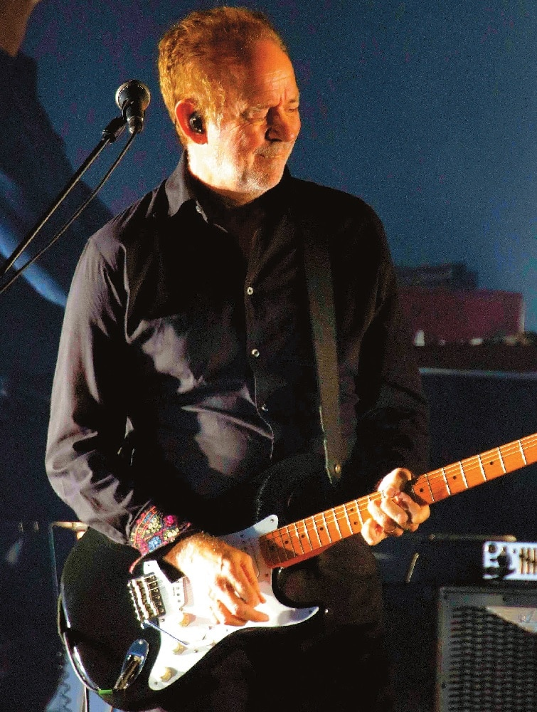 Phil Manzanera Live