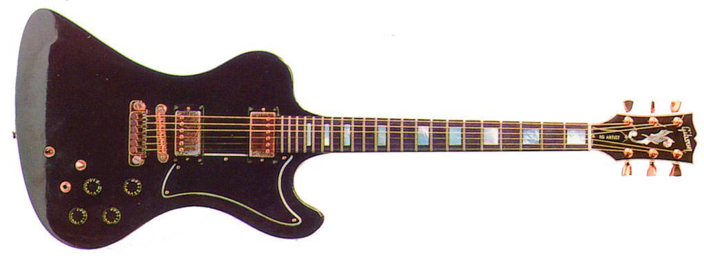 Gibson RD Artist