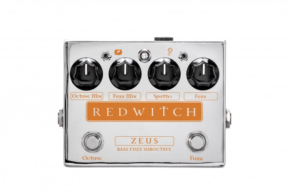 Red Witch Zeus Bass