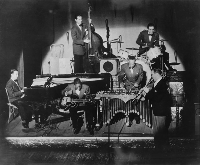 Blues-Konzert 1939 mit dem Benni Goodman Sixtett
