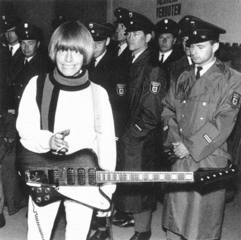 Brian Jones & deutsche Polizei