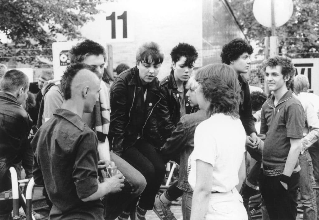 Punks 1981