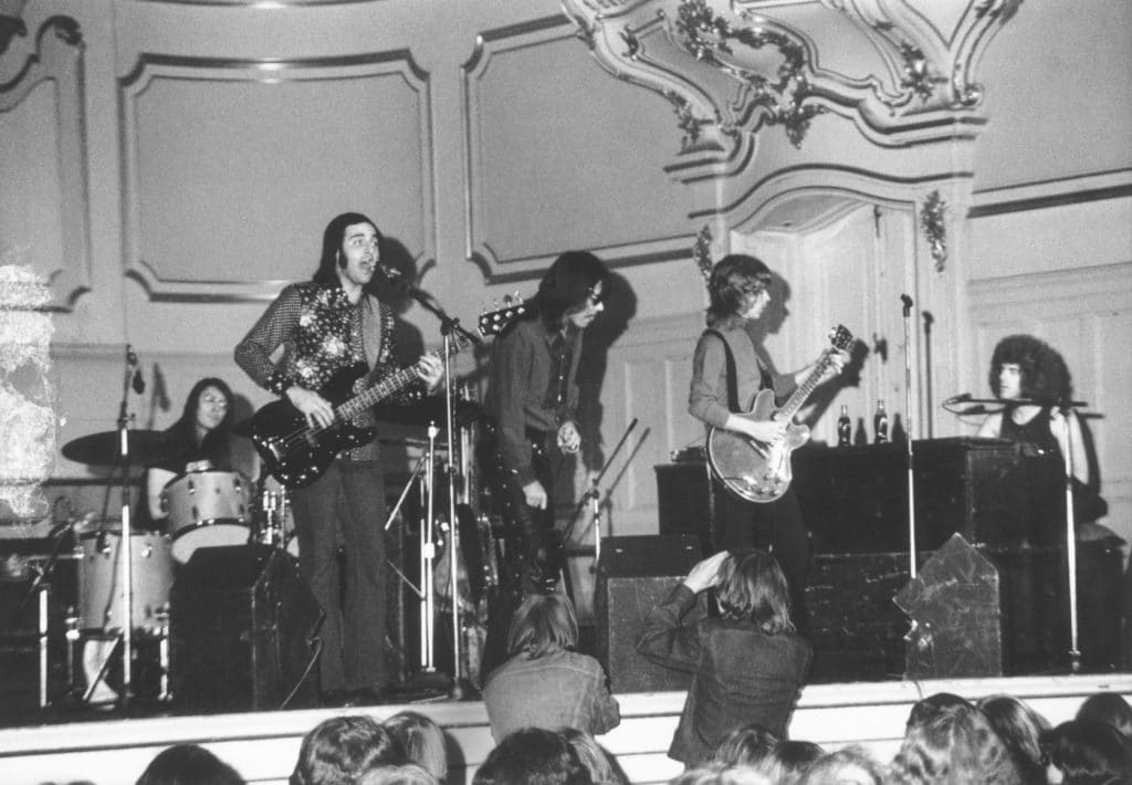 Steppenwolf, Hamburg 1972
