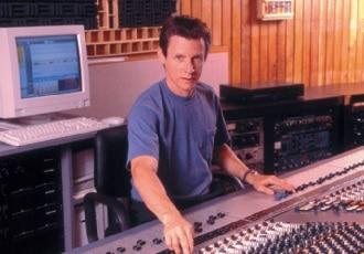 Terry Manning im Studio