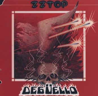 Album von ZZ Top