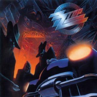 ZZ Top Album Cover