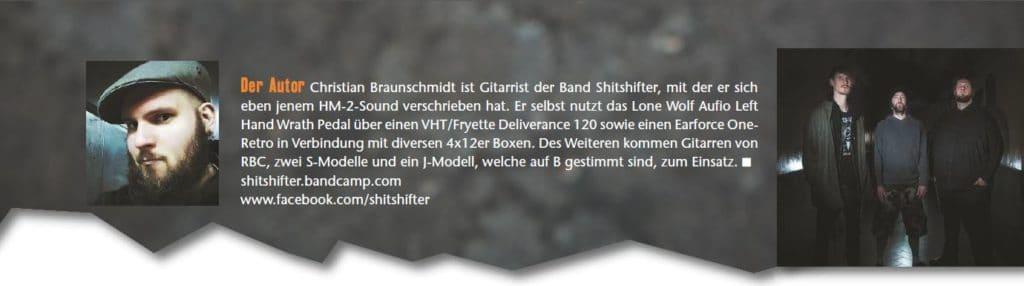 hm2 autor Christian Braunschmidt