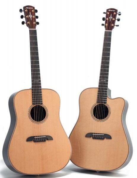 Alvarez D70D70CE A Gitarre
