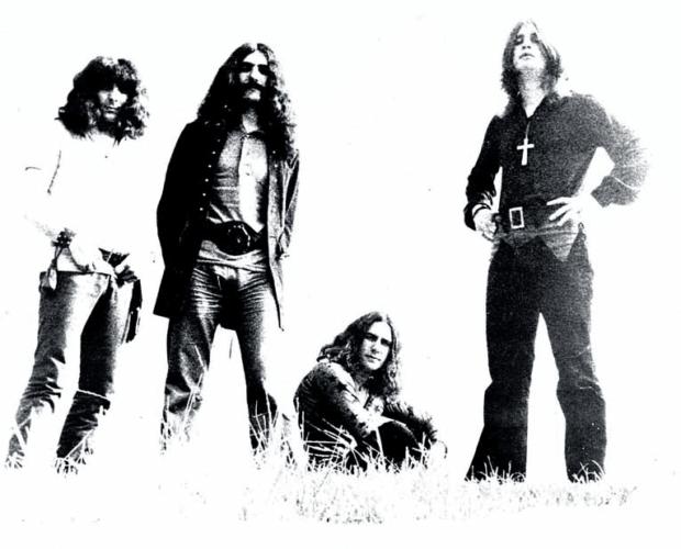 Black Sabbath Bandfoto
