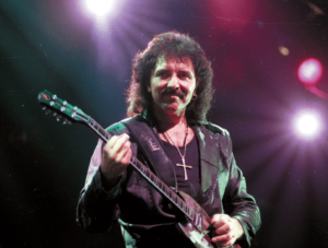 Tommy Iommi live mit SG