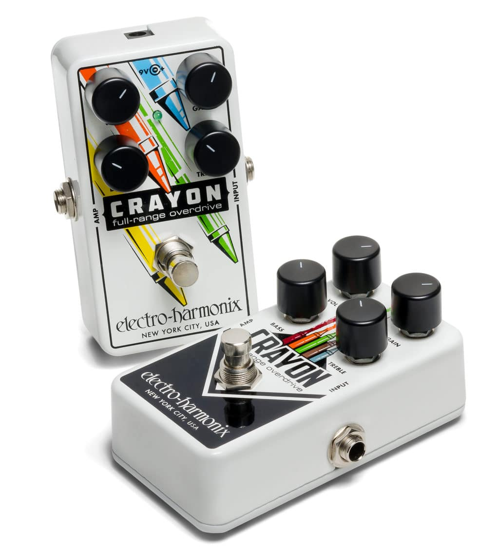 Crayon Overdrive