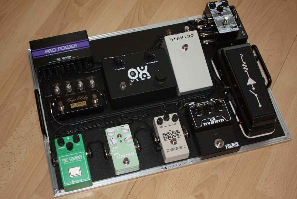 Dominic Jacobs Pedals