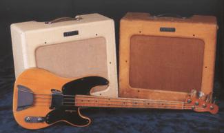 Fender bassman-Amp 1952