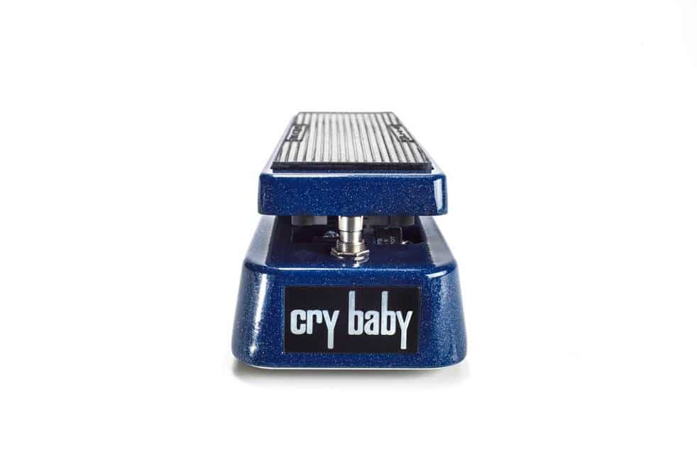 Jim Dunlop Cry Baby Blue 3 1