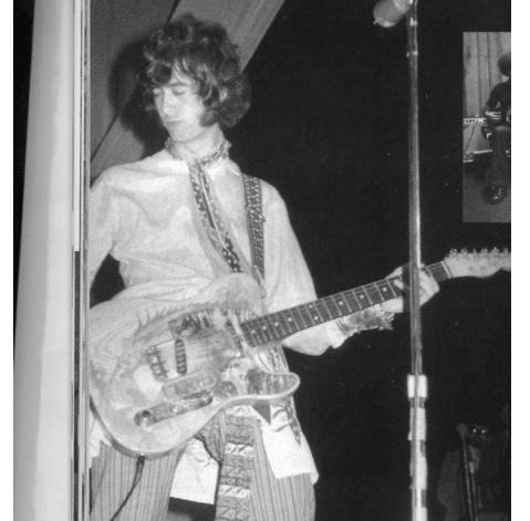 Jimmy Page über seine Fender Telecaster | GITARRE & BASS