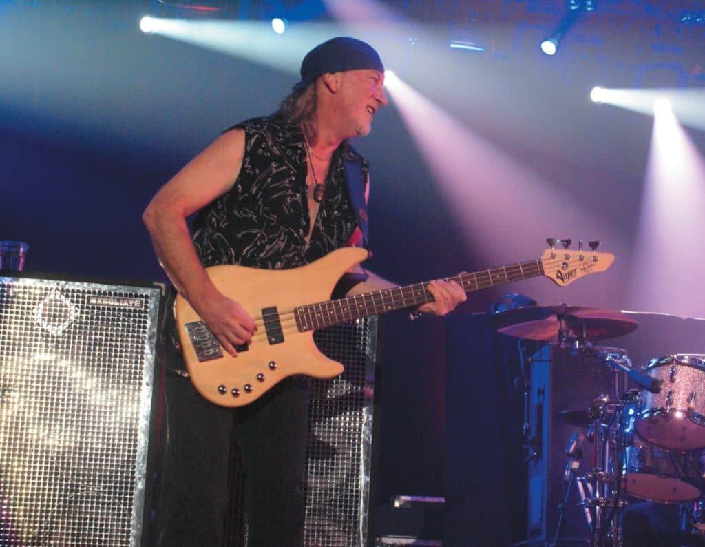 Roger Glover live