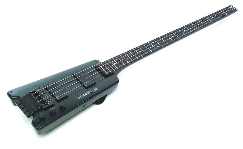 Steinberger Bass Draufsicht