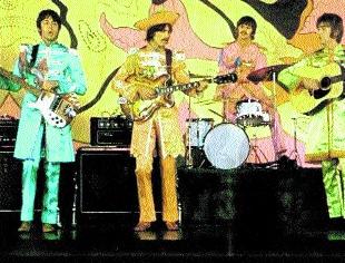 Die Beatles 1967