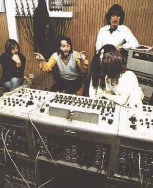 1969 im Studio
