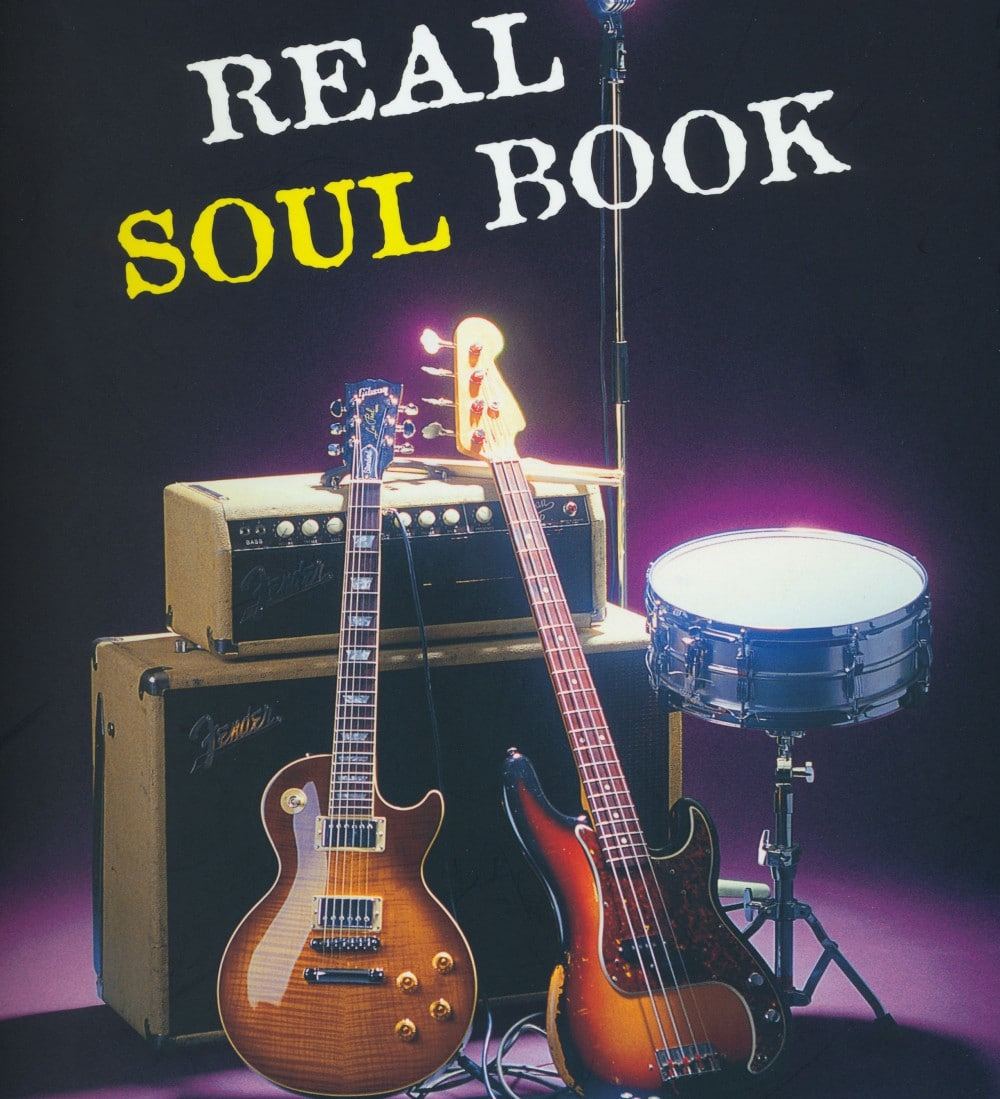 Real Soul Book Cover