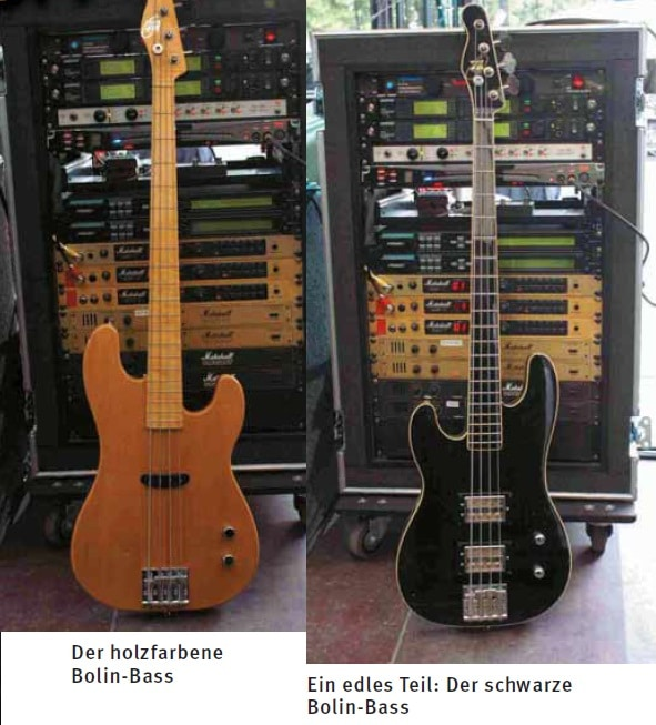 Gear von Dusty Hill