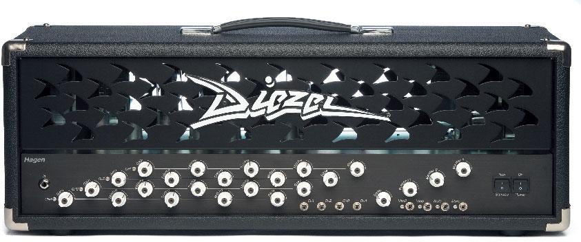 Gitarren-Topteil von Diezel