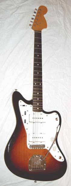 Fender Jazzmaster Marke Eigenbau | GITARRE & BASS