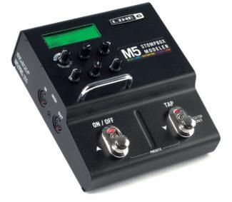 Stompbox Modeler von Line 6, schwarz