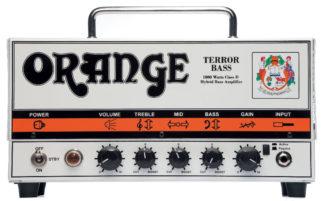 Bass-Topteil von Orange