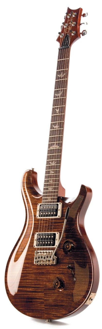 E-Gitarre von PRS, stehend