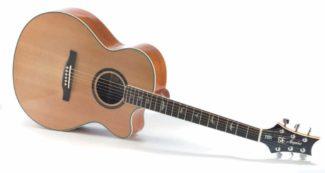 Akustik-Gitarre mit Cutaway von PRS