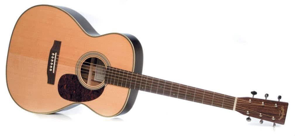 Akustik-Gitarre von Sigma