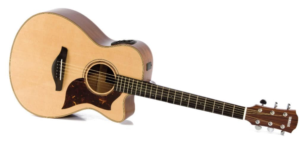 Akustik-Gitarre von Yamaha