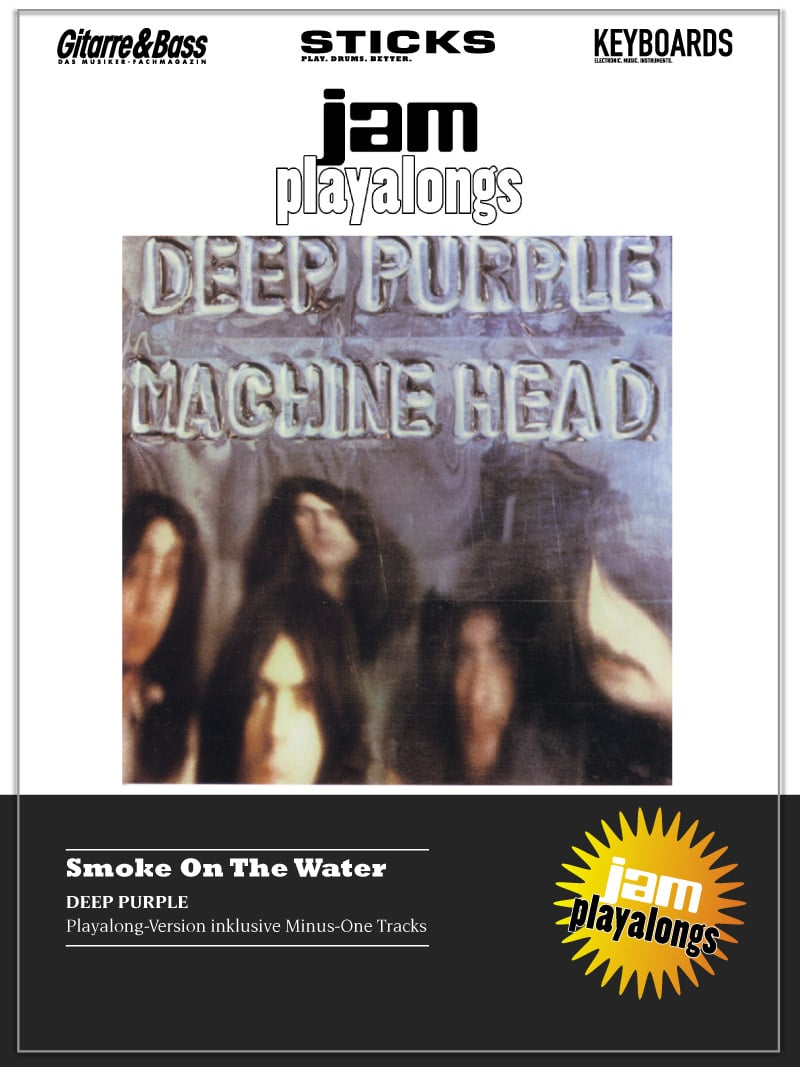 Produkt: Smoke On The Water – Deep Purple