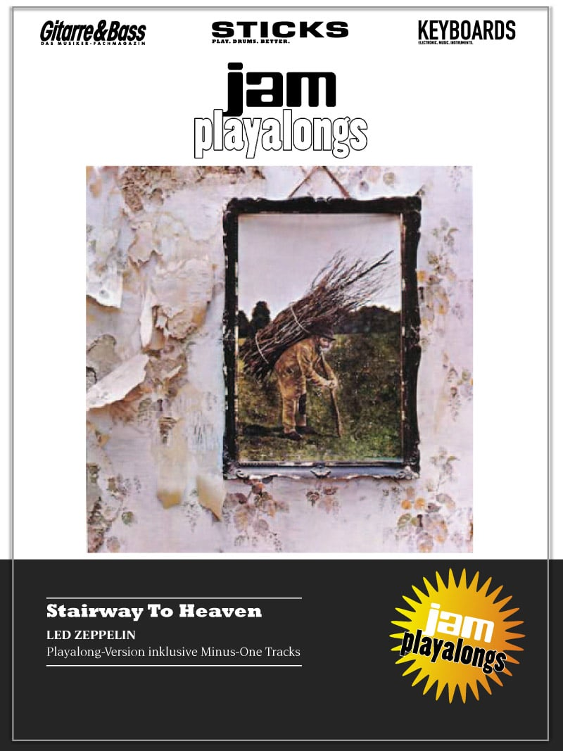 Produkt: Stairway To Heaven – Led Zeppelin