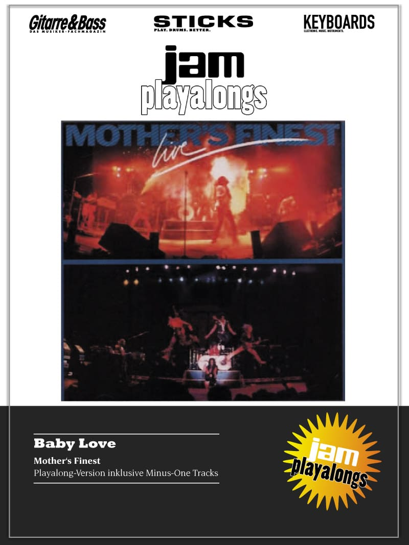 Produkt: Baby Love – Mother's Finest