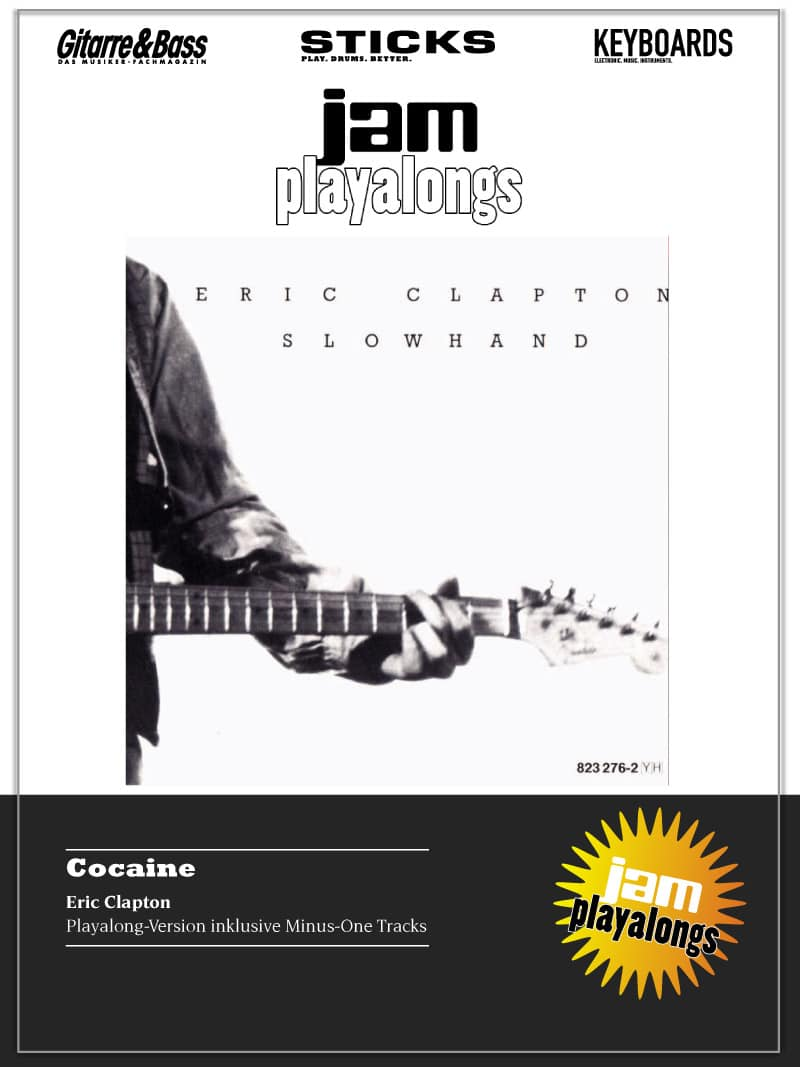 Produkt: Cocaine – Eric Clapton