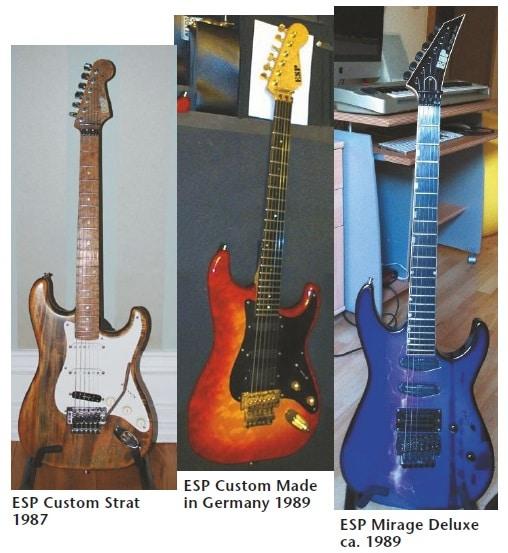 ESP Modelle