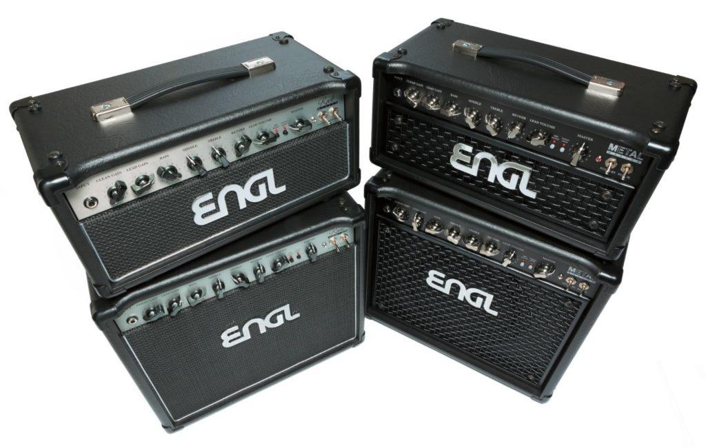 Engl Rockmaster und Metalmaster