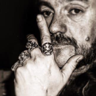 Portrait: Lemmy Kilmister