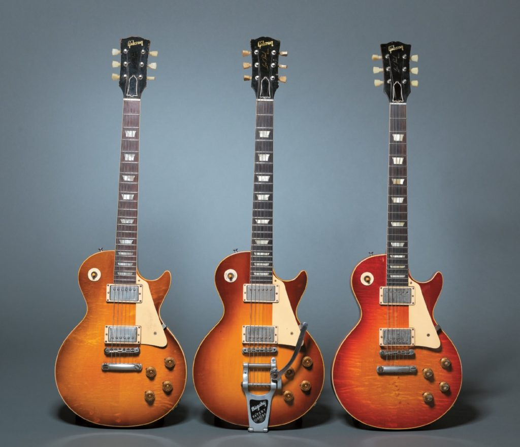 Gibson Les Paul 1958 59