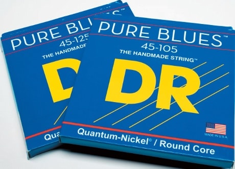 DR Pure Blues Saiten