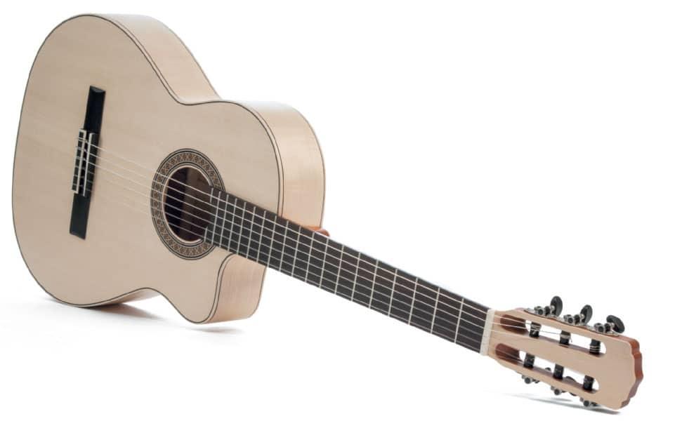 Akustik-Gitarre mit Cutaway von Aragon