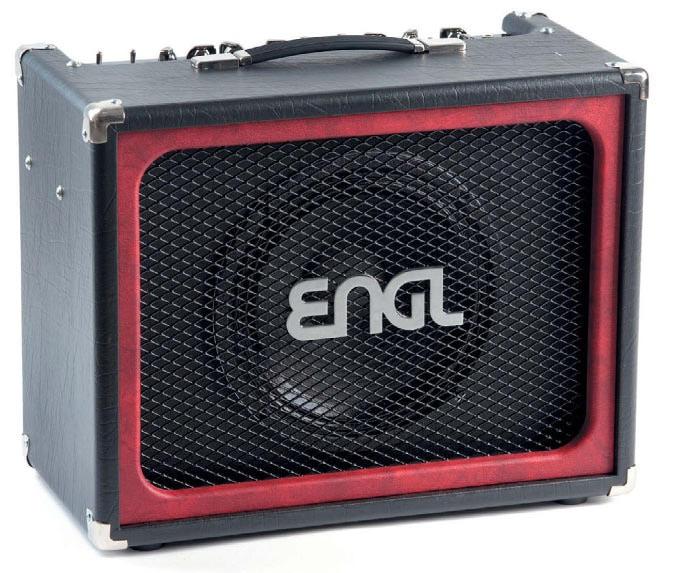 Combo-Gitarrenverstärker von ENGL, schwarz