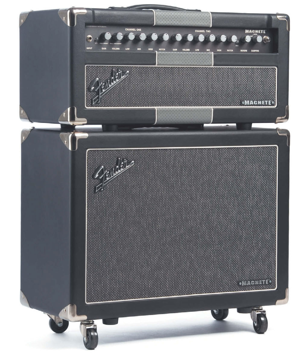 Fender Machete Head & 112 Enclosure im Test | GITARRE & BASS