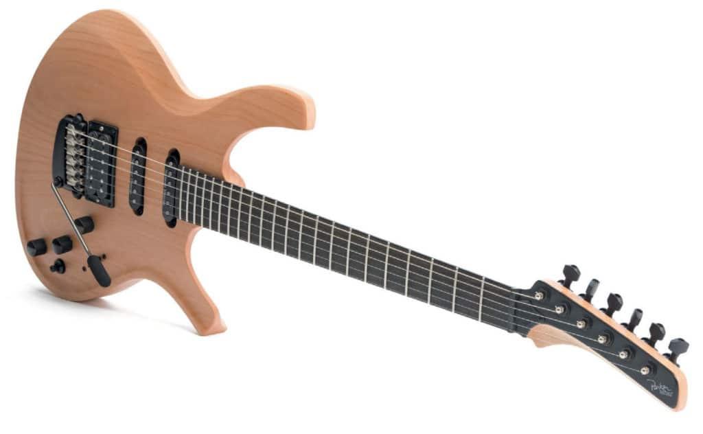 E-Gitarre von Parker