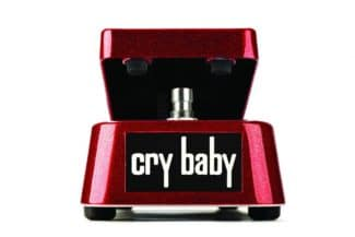 Dunlop Original Cry Baby Red Limited Edition wah