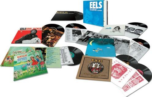EELS: THE COMPLETE DREAMWORKS ALBUM