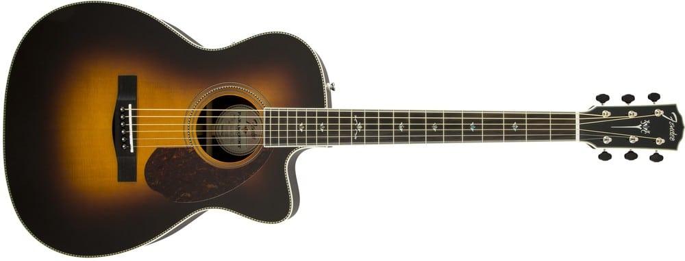 Akustikgitarre von Fender
